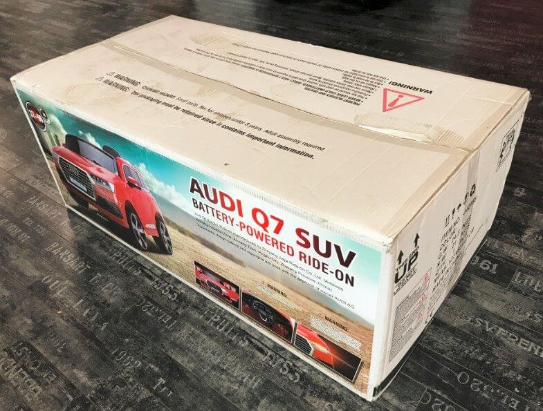 Audi Q7 MillésimeKid'zzz New Votre Monter Comment N' Quad'zzz JTclF13K