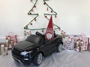 Voiture électrique enfant 12V Range Rover Evoque 12V