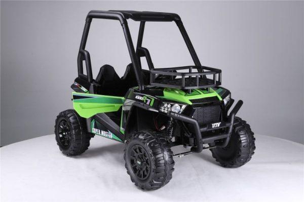 voiture electrique enfant 24V buggy vert