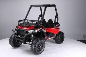 voiture electrique enfant 24V rouge