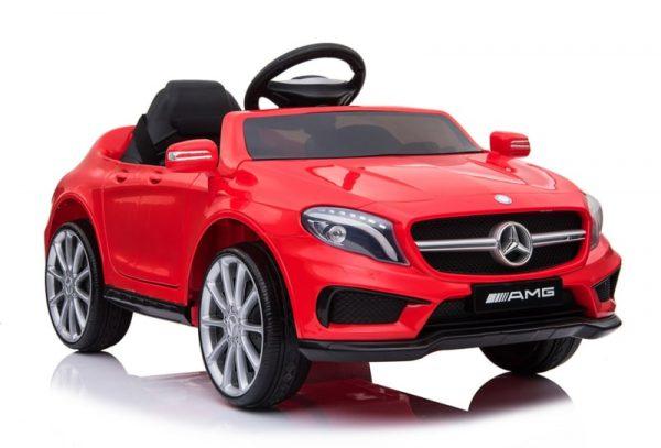 Voiture electrique enfant Mercedes GLA45 rouge