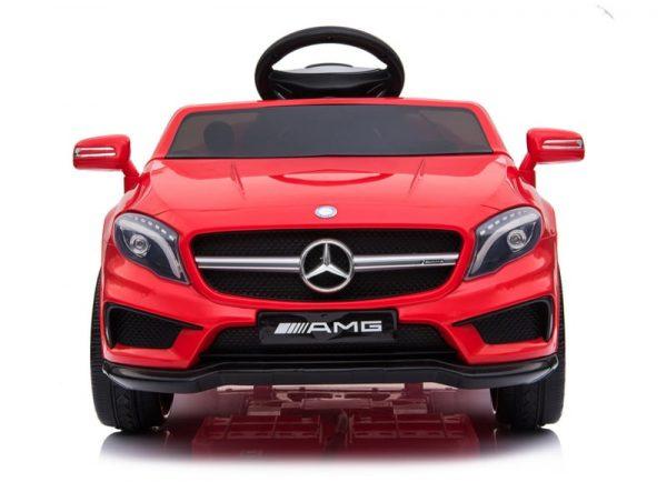 Mercedes electrique enfant GLA45 rouge