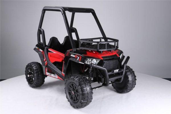 voiture pour enfant 24V buggy rouge