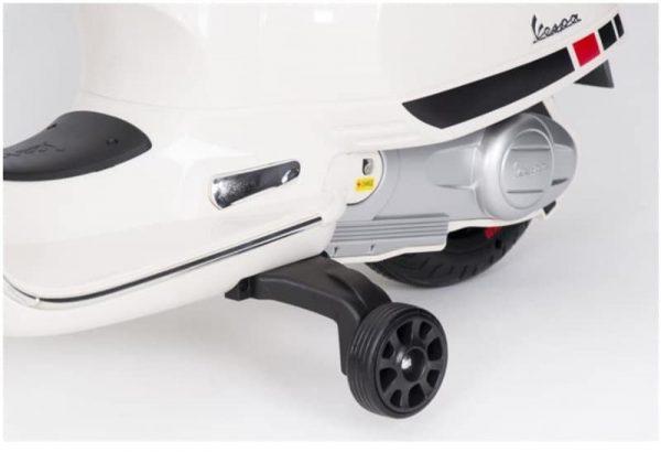 Roues stabilisatrices pour scooter electrique enfant
