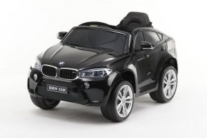 voiture électrique enfant BMW noir