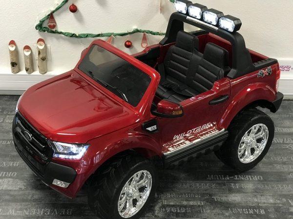 4x4 enfant 12V Ford Ranger - 4 moteurs 12V 45W