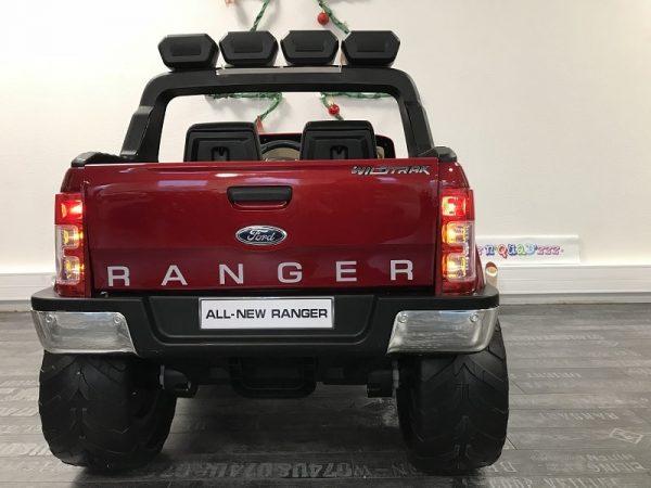 4x4 életrique enfant Ford Ranger avec 4 roues motrices
