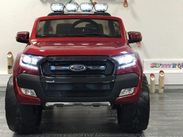 4x4 pour enfant 4 roues motrices Ford Ranger avant