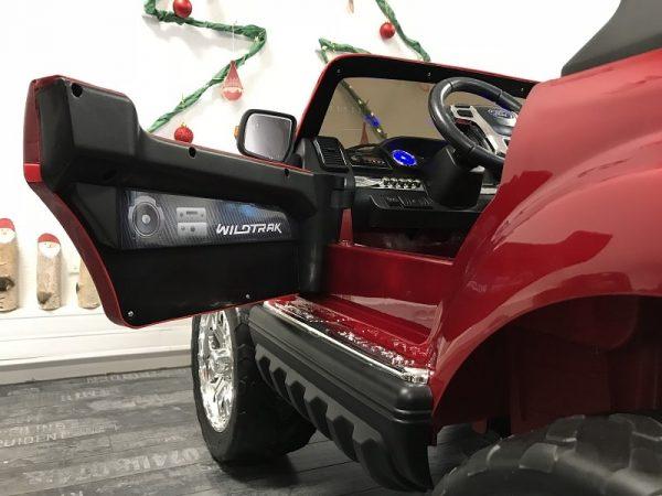 Voiture électrique enfant Ford ranger 4 roues motrices