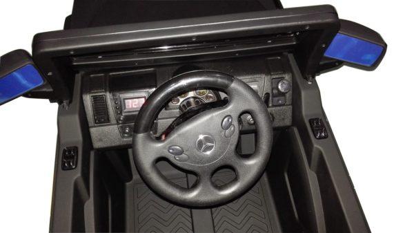 Poste de conduite 4X4 électrique enfant  Mercedes AMG G55