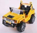 4X4 enfant Hummer électrique enfant 12V biplace