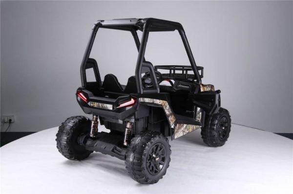 voiture electrique pour enfant 24V grand buggy noir