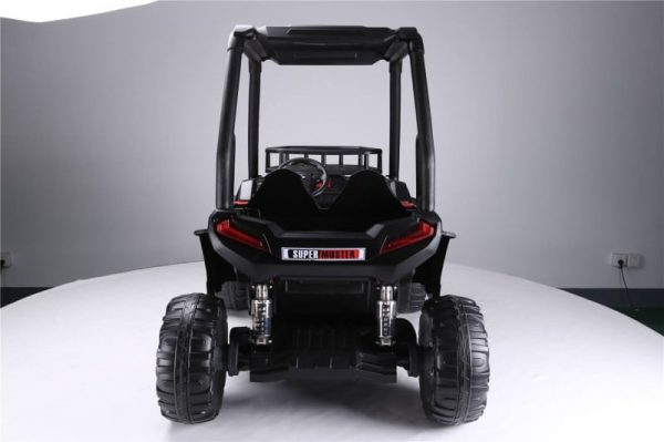 voiture electrique pour enfant 24V grand buggy rouge