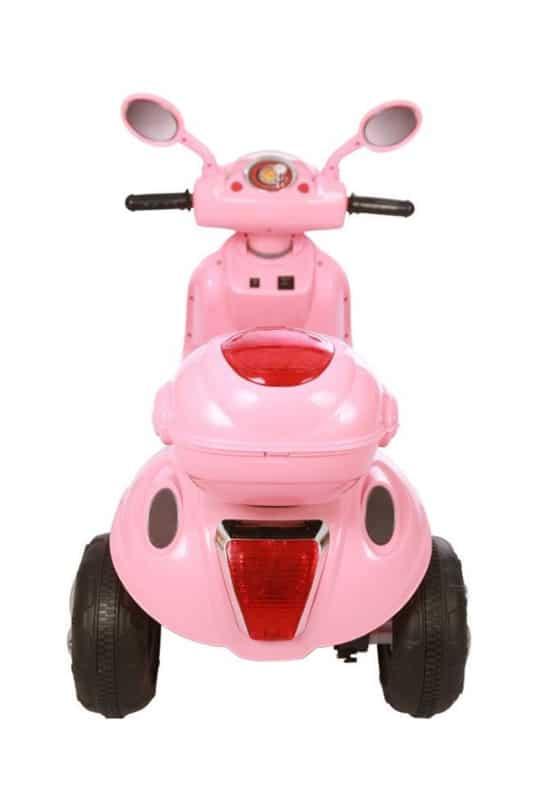 moto électrique pas cher style retro scooter