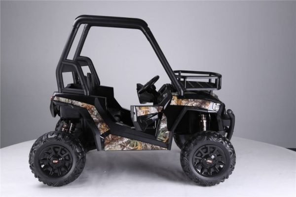 grand 4x4 buggy electrique enfant 24V noir