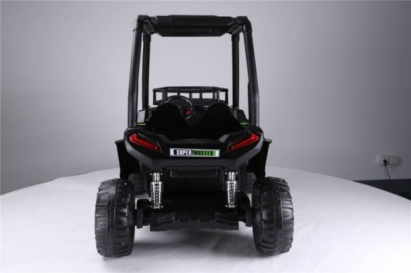 grand 4x4 buggy electrique enfant 24V vert