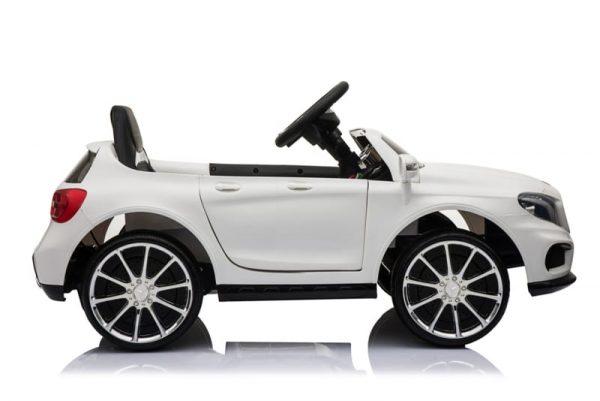 Mercedes pour enfant 12V GLA45 blanc
