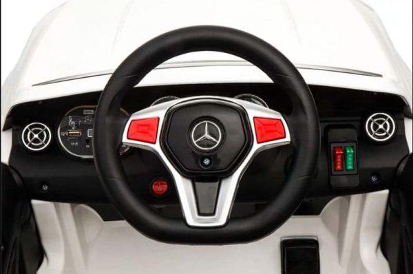 Tableau de bord Mercedes GLA45