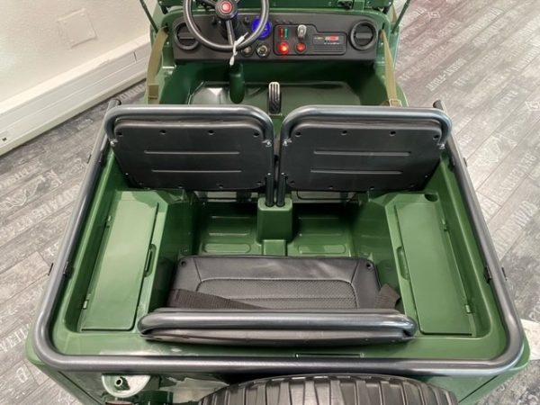 voiture electrique pour enfant jeep