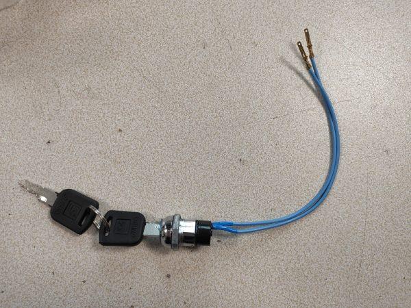 barillet et clé 24V - ZZZ350