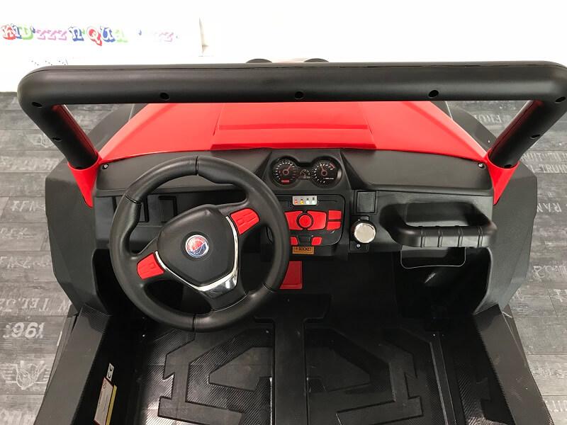 Buggy électrique tableau de bord