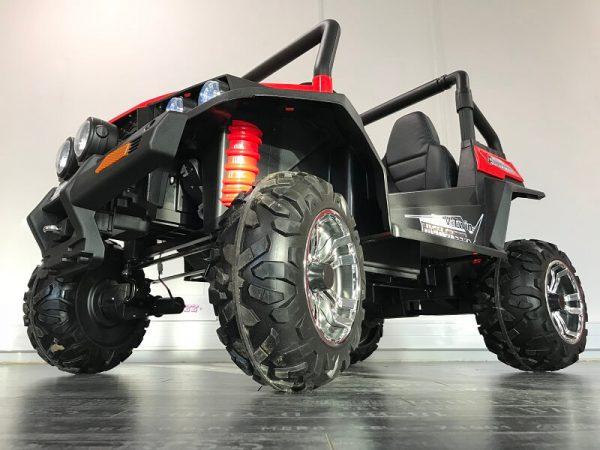 Buggy électrique 4 moteurs 12V