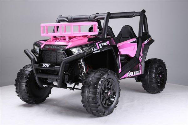 Buggy électrique 24V fille rose