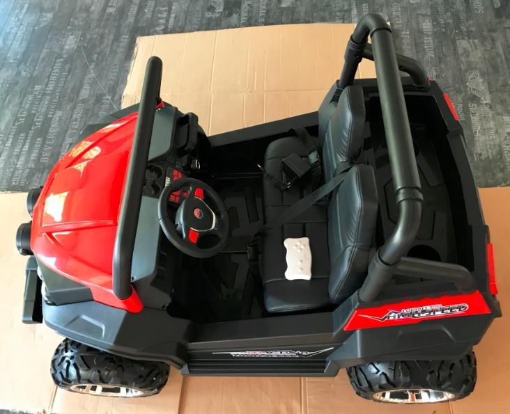 Buggy électrique - 4x4 13