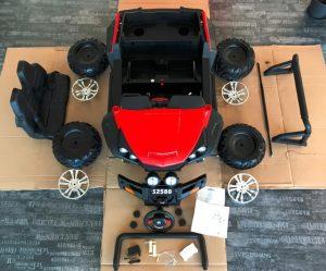 Buggy électrique - 4x4 2