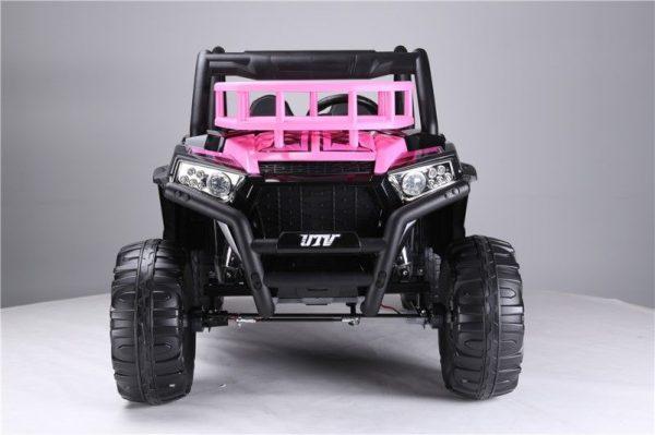 Buggy pour fille 24V rose