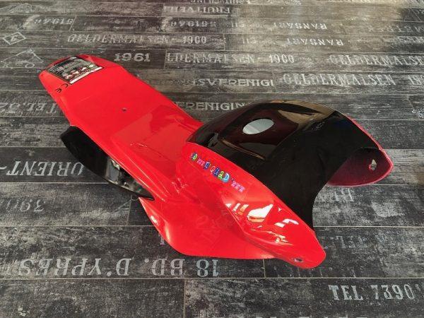 Caréneage central pour pocket quad électrique Cobra 800