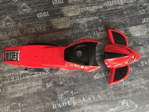 Carénage pour pocket quad électrique Cobra 800
