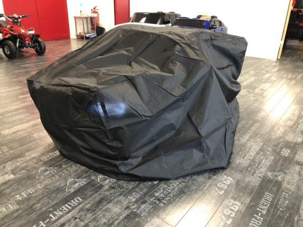 Bache de protection pour grande voiture électrique enfant taille XXL