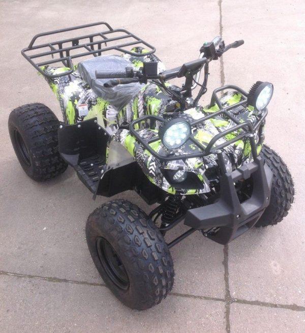 quad adulte électrique ATZ-2100