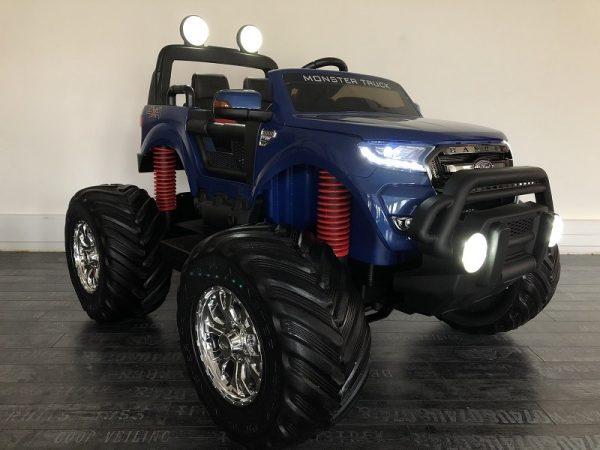 ford ranger monster truck roues en mousse EVA