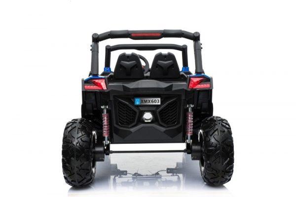 Grand buggy électrique pour enfant 4 roues motrices