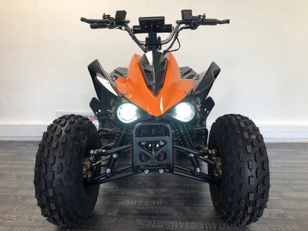 quad électrique avec moteur brushless