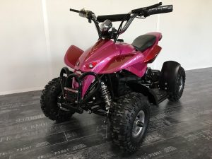 quad enfant COBRA 800 rose