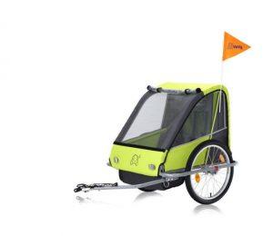 chariot enfant pour vélo - Kiddy Trailer