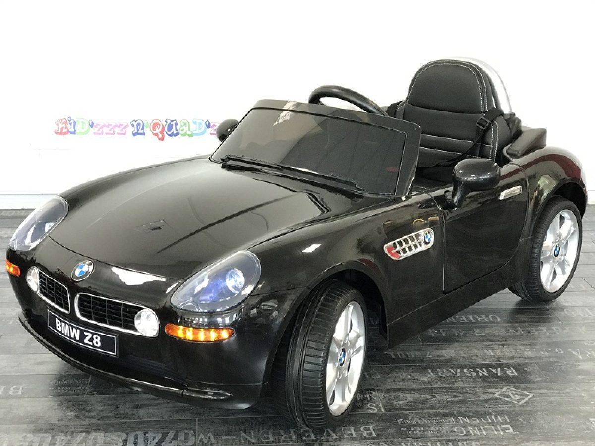 BMW Z8 Blanche Voiture électrique pour enfant 12V