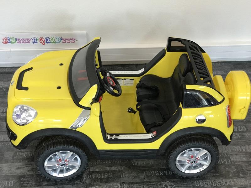 voiture electrique enfant 12V BMW