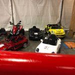 Ecurie Kid'zzz N' Quad'zzz au Paris Motor Show