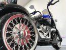 Moto Electrique bébé 12V – Chopper style Harley – Arrière sol
