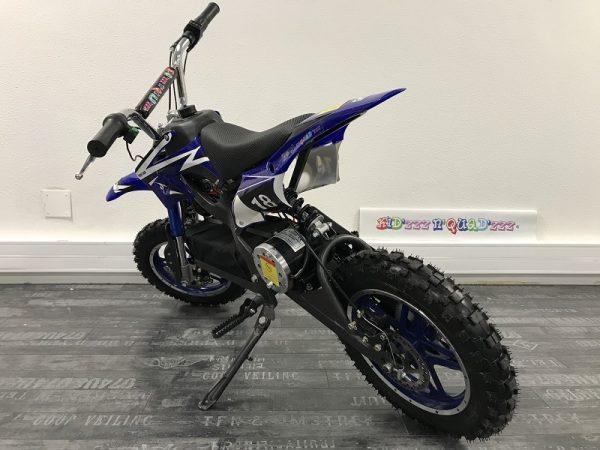 Dirt Bike enfant Moto electrique ZZZ800 bleu 2