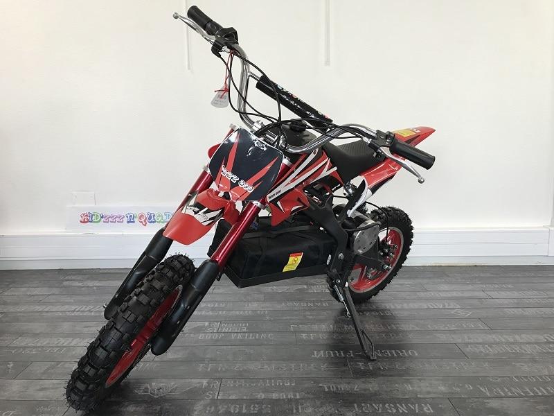 moto lectrique zzz800 moto enfant 9 ans et plus 36v 800w. Black Bedroom Furniture Sets. Home Design Ideas
