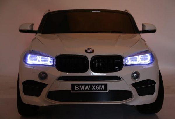 SUV BLW X6 electrique enfant Blanc