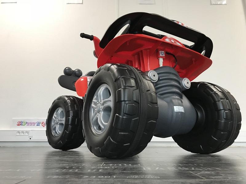 grand quad électrique enfant 12V