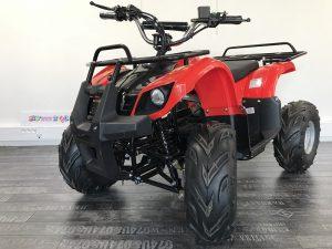 Quad électrique adulte ATZ-2100 60V 2100W Rouge