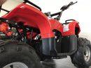 Quad Electrique Adolescent 60V 2100W – ATZ – 3-4 arrière sol – Rouge