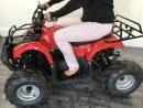 Quad Electrique Adolescent 60V 2100W – ATZ – Pilote 3 – Rouge